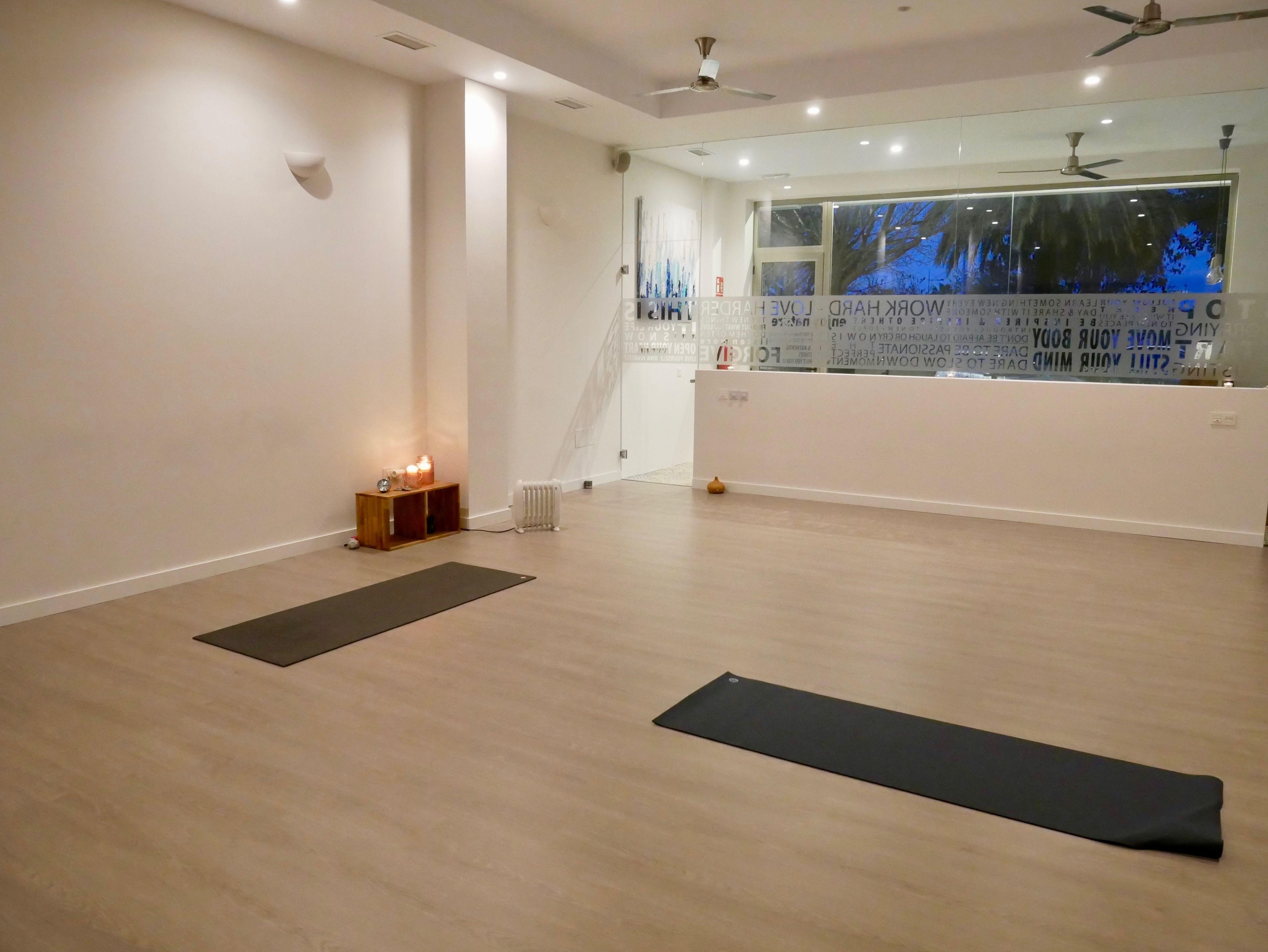 Marbela yoga studio yogazone san pedro