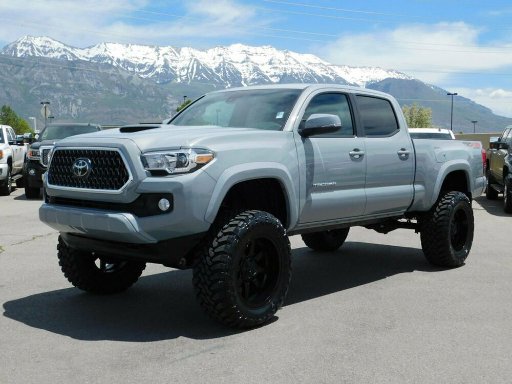For Sale 2019 Toyota TRD SPORT LIFTED