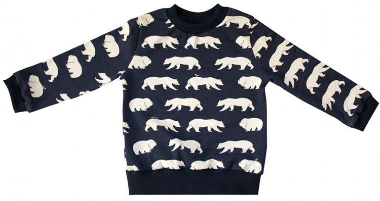 Factory of Dreams: instructions et patrons de couture gratuits pour un sweat-shirt   – Babykleidung nähen