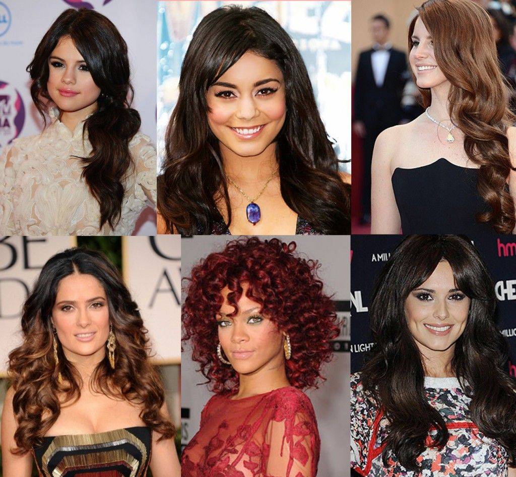 55 celebrity hairstyles that you should definitely try for your