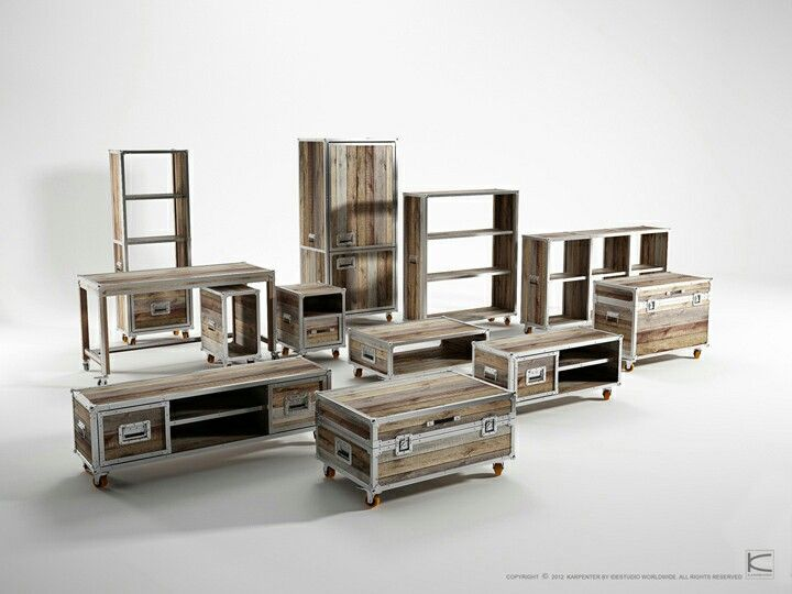 Roadie collection by Karpenter