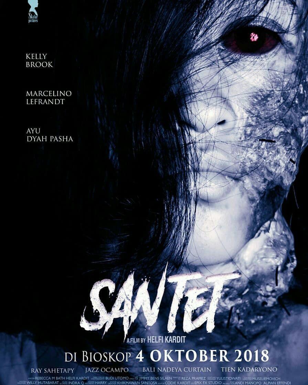 Santet Horror Films Movies Film Movie