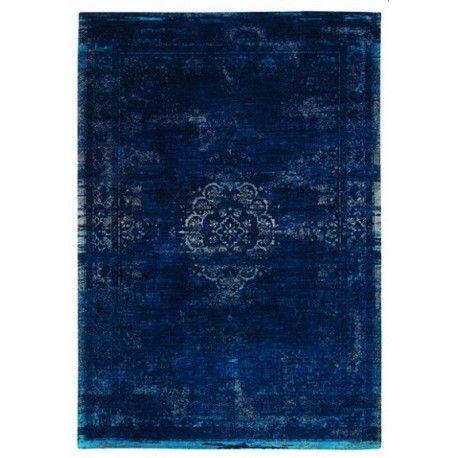 alfombra Reloaded Chenille azul