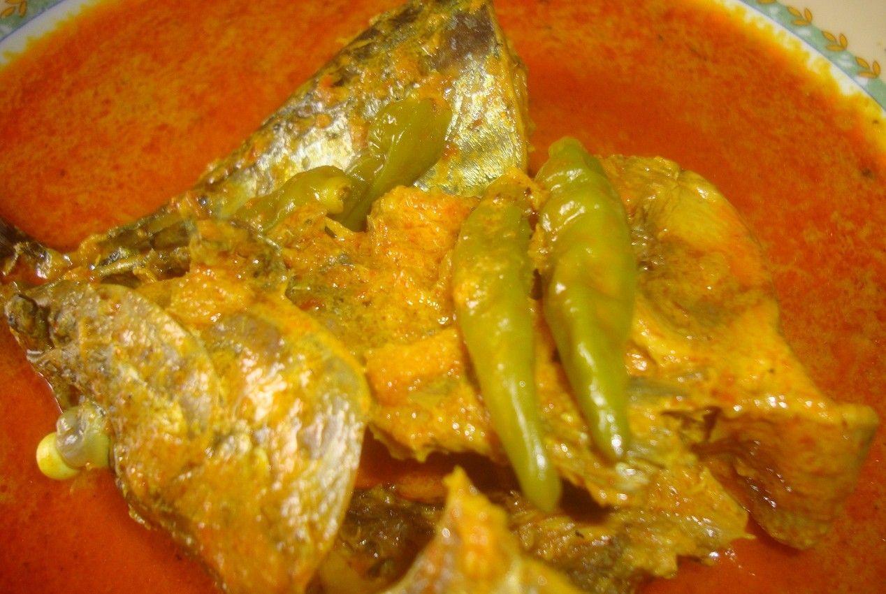 Gulai Ikan Tongkol Kelantan Resepi Mudah Dan Ringkas Recipe Asian Recipes Malaysian Cuisine Seafood Recipes
