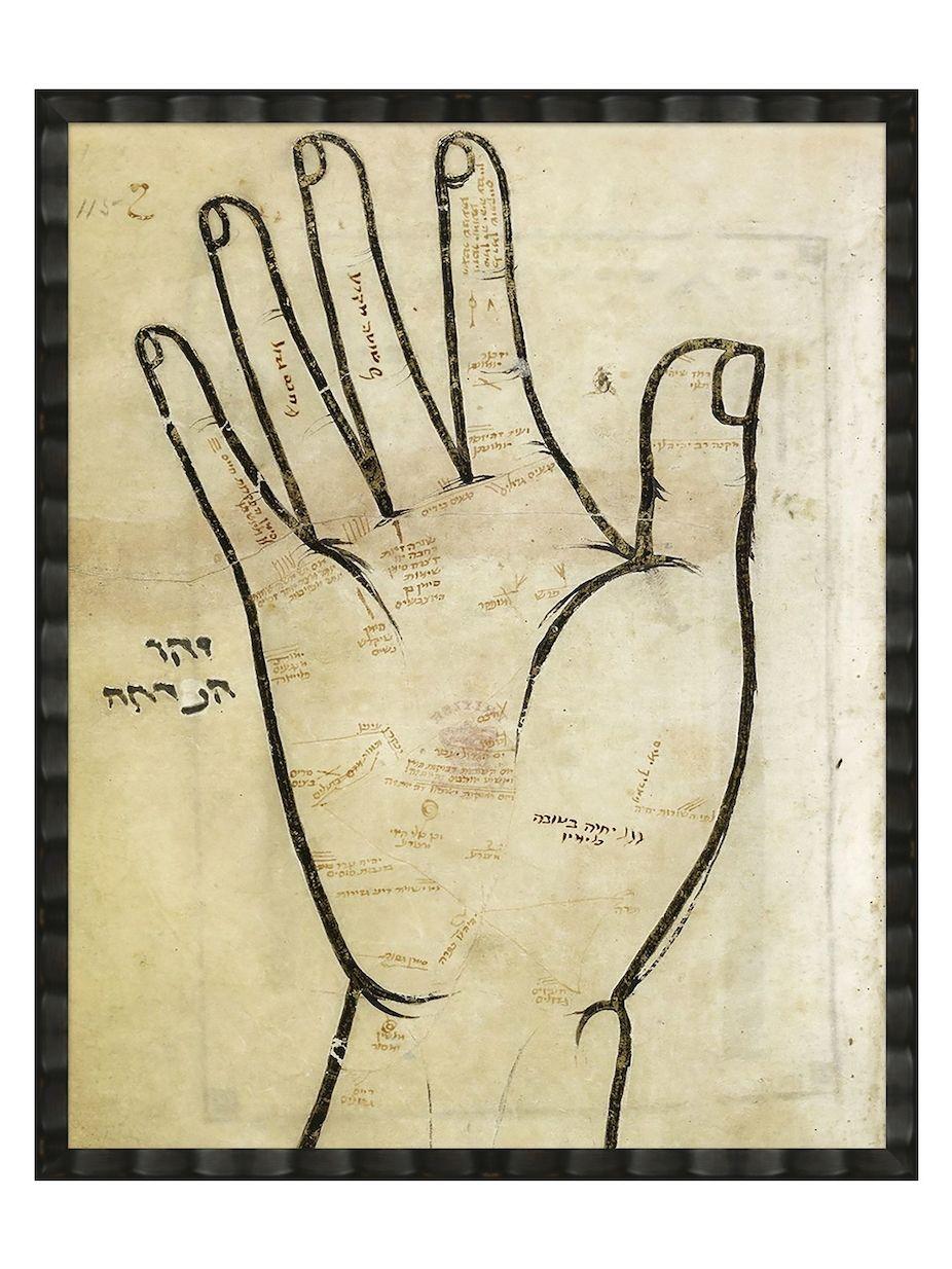 Soicher Marin Asian Hand (Framed Giclee) | Diy wall | Pinterest ...