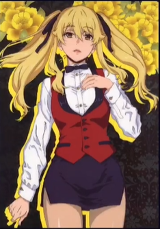 Mary Saotome Official Art   From TikTok, bad quality sry