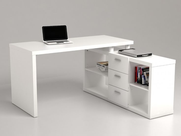 Resultado de imagen para escritorios modernos blancos DIY - TO DO - Escritorios Modernos