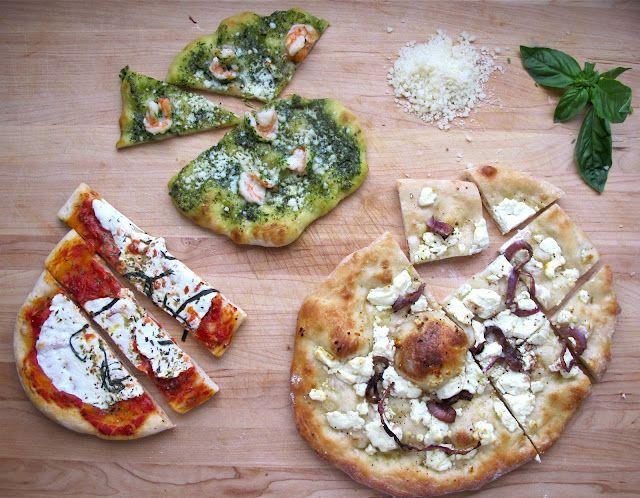 Gourmet Menu Ideas For Dinner Party Part - 43: Jenny Steffens Hobick: Goat Cheese U0026 Caramelized Onion Pizza Recipe   Easy  Entertaining   Gourmet. Party Menu IdeasDinner ...