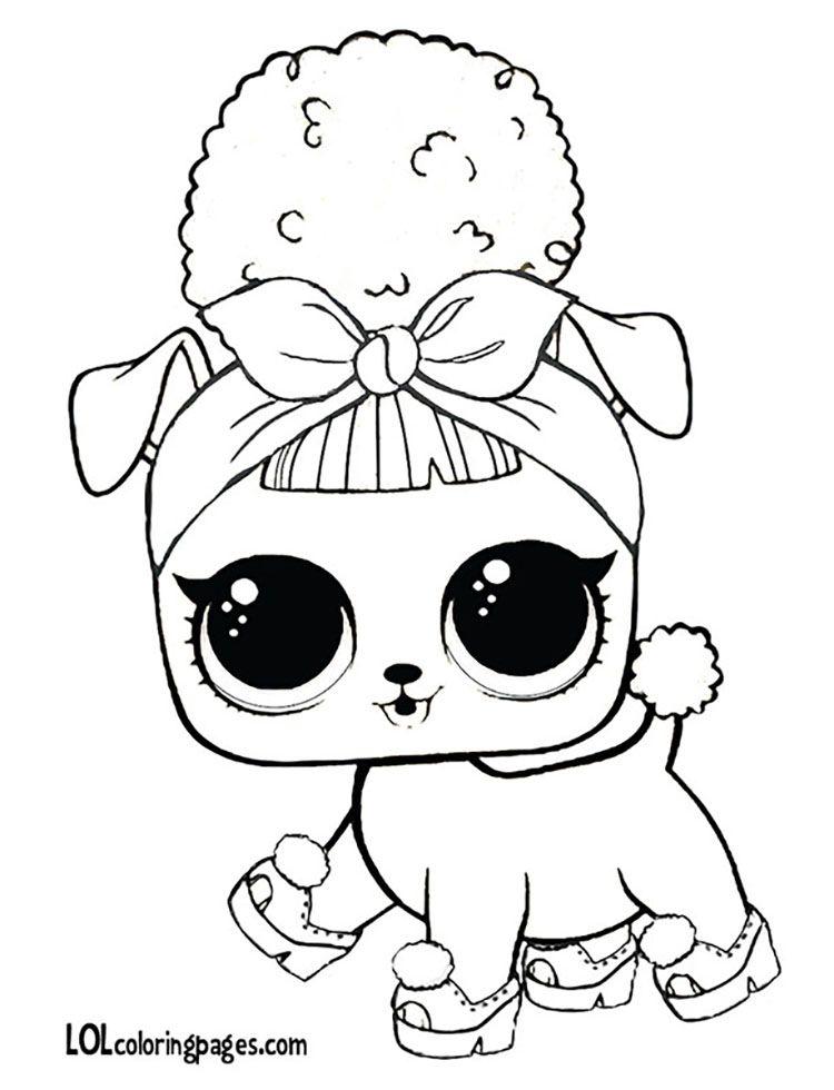 Pup Bee Lol Surprise Coloring Page Com Imagens Desenhos Pra