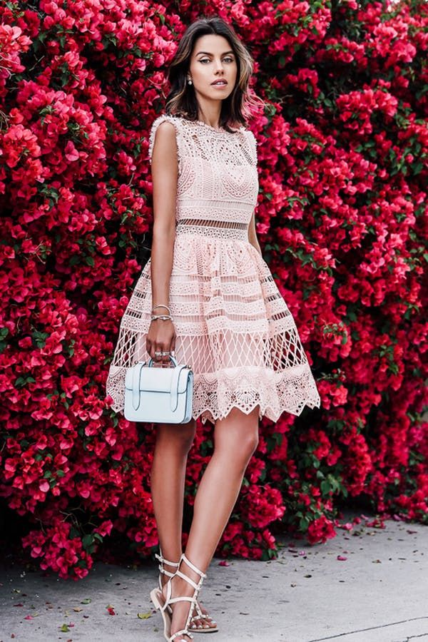 8fe0934ca3 The Best Wedding Guest Dresses For Every Body Type | Wedding Guest ...