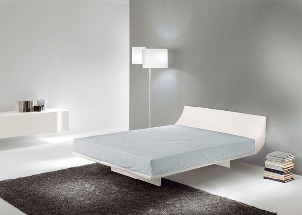 cama futorista y flotante SlipinSleep de pallucco   Cama Flotante ...