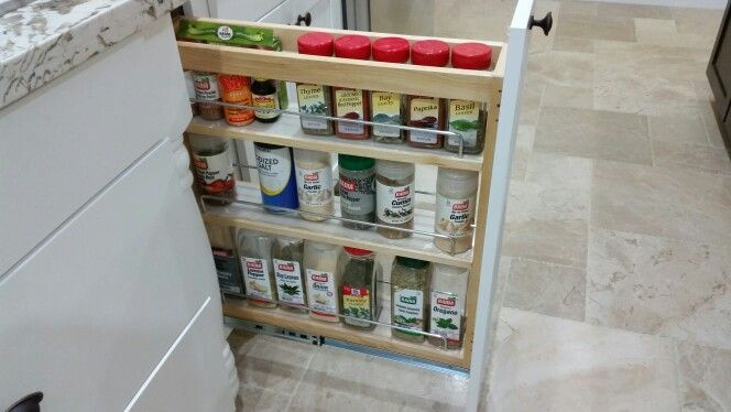 Lowes Spice Rack Mesmerizing Spice Rack From Lowes My Kitchen Pinterest Kitchens