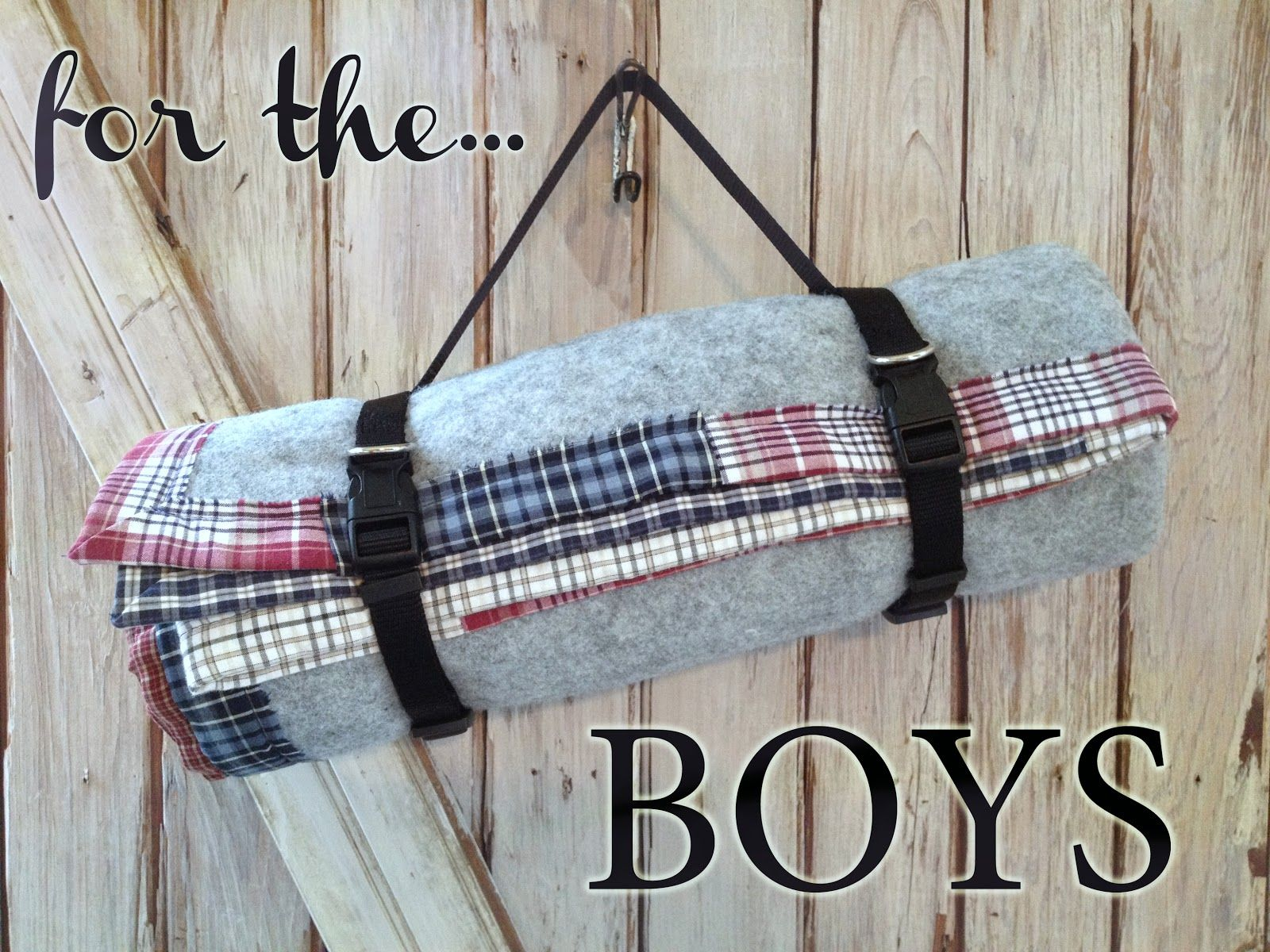 Ruby Jean\'s Closet: Quick and Easy Christmas Gift for the Boys ...