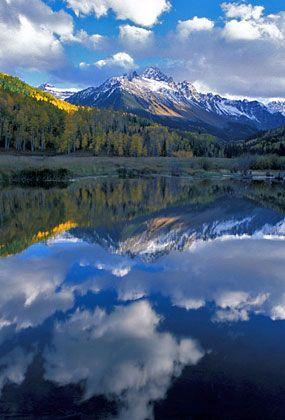 Mount Sneffels, Colorado, San Juan Mountains
