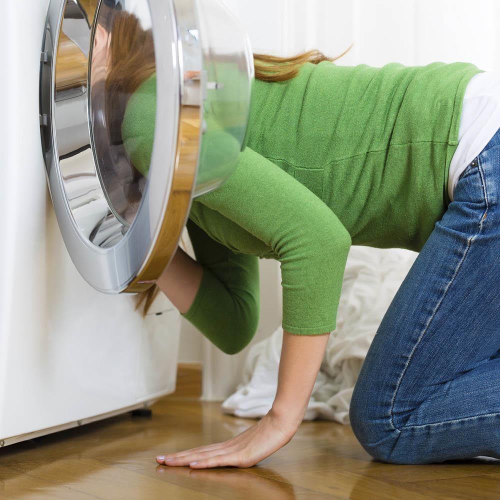 Como Limpiar La Lavadora Limpiar Lavadoras Como Limpiar