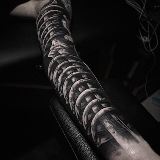 Breathtaking Tattoos By Some Of The Top Artist - Wow Gallery