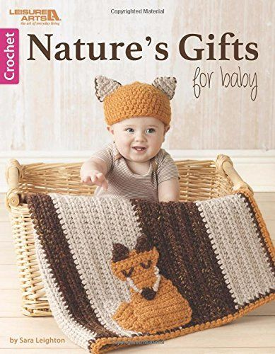 Enchanted Forest Creatures Crochet Patterns - Gnomes, Fox, Owl ...