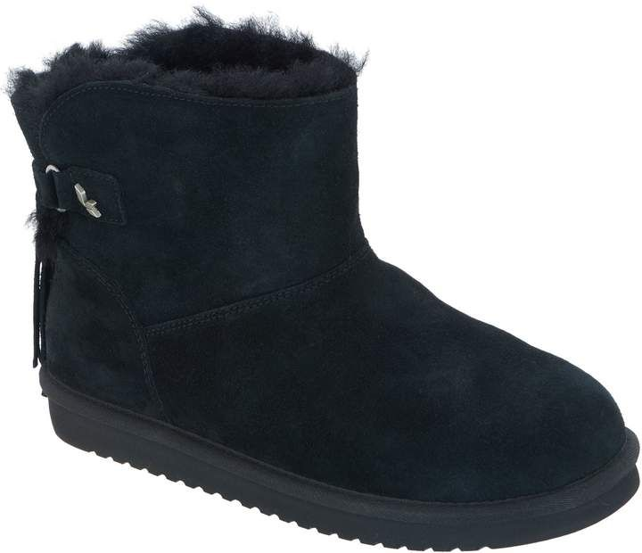 73fad999107 Koolaburra By Ugg by UGG Suede Tassel Mini Boots - Jaelyn | Products ...