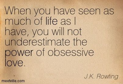 Obsessive love quotes