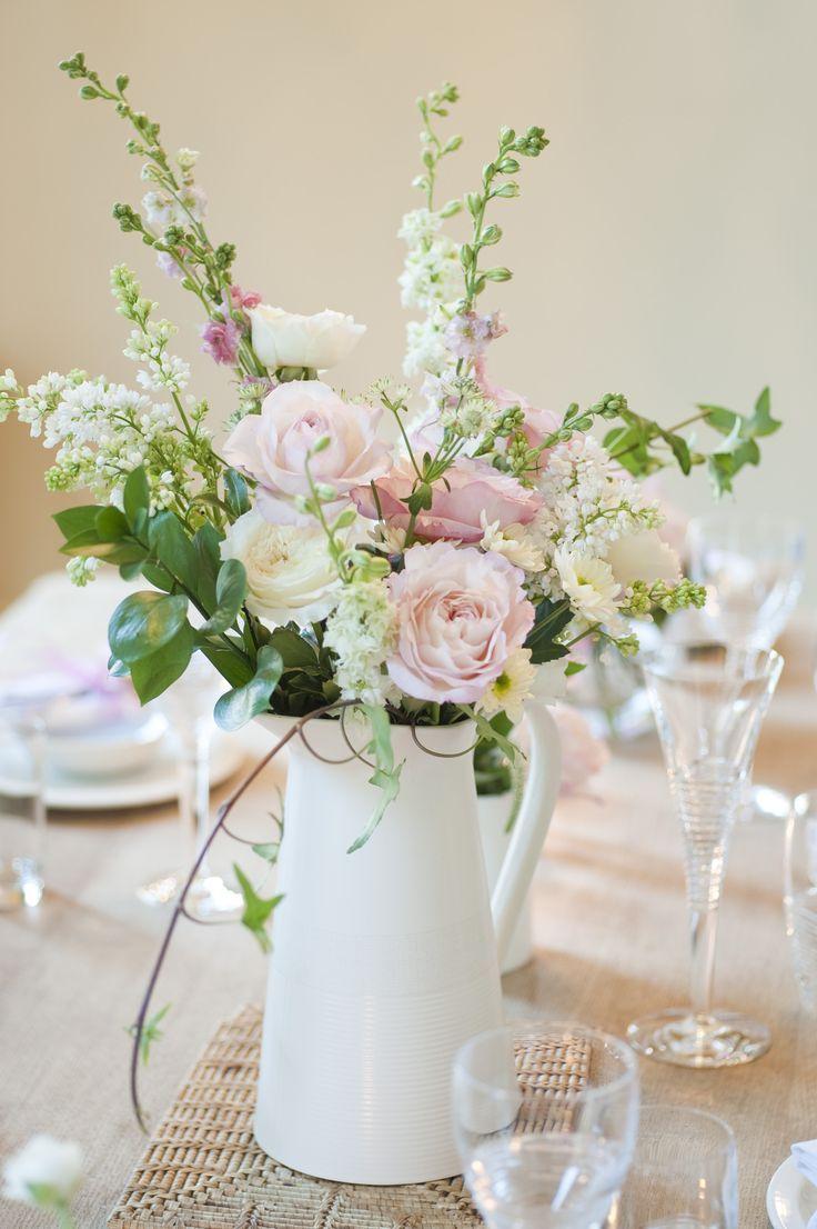 Hortensie tischdeko google suche hochzeit deko - Hochzeitstisch dekorieren ...