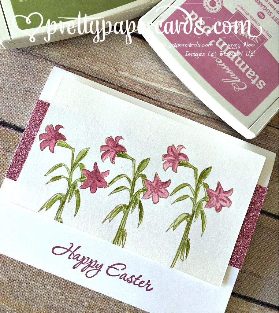 Happy Easter Message! - Pretty Paper Cards