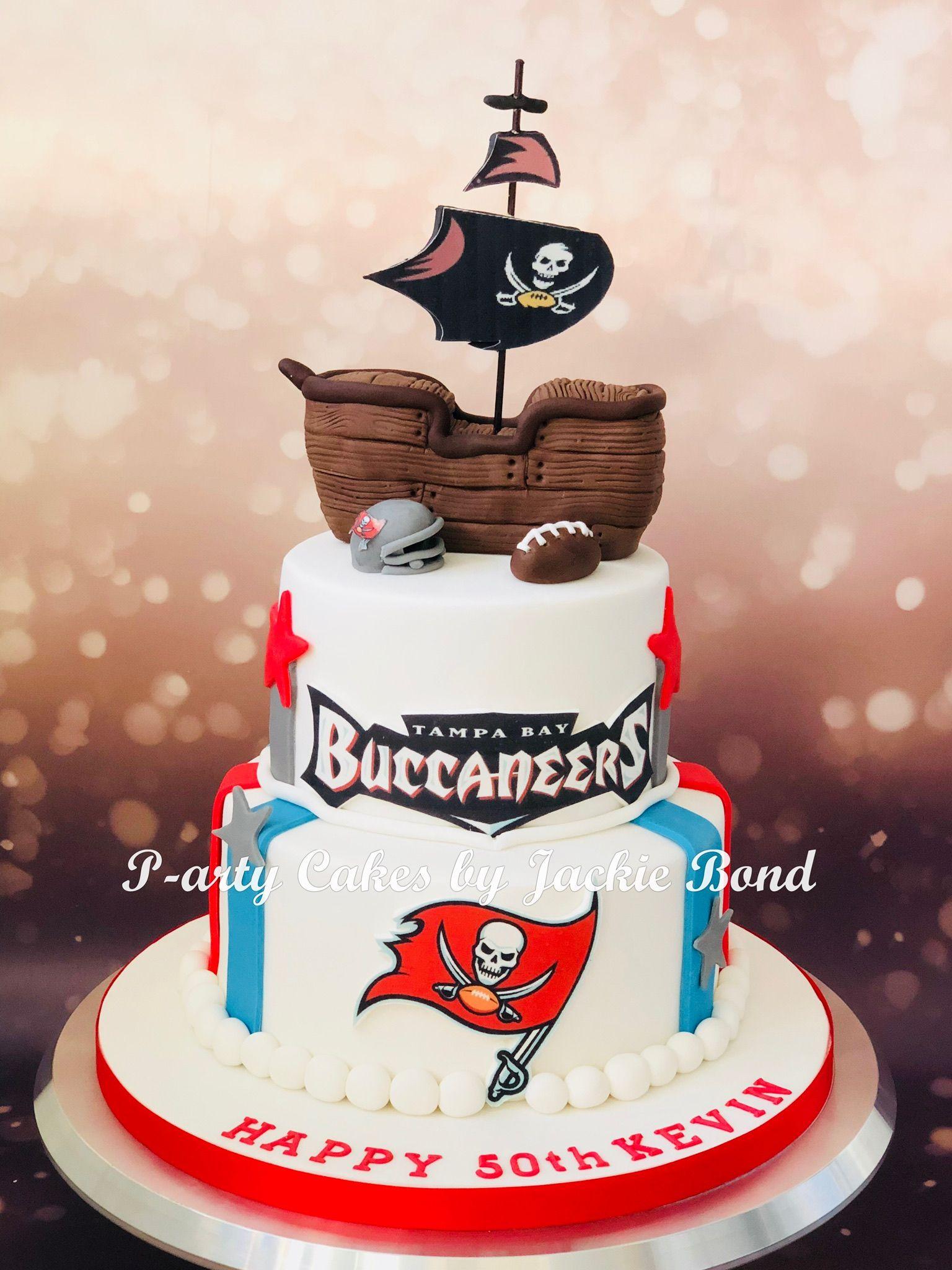 Tampa Bay Buccaneers Cake Cupcake Cakes Cake Homemade Cakes