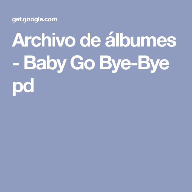 Archivo de álbumes - Baby Go Bye-Bye  pd-paper doll girl-childrens-