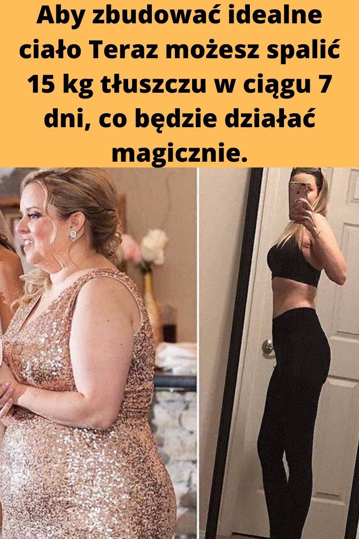 Jak szybko schudnąć? Schudnij szybko w tydzień - dieta na 7 dni