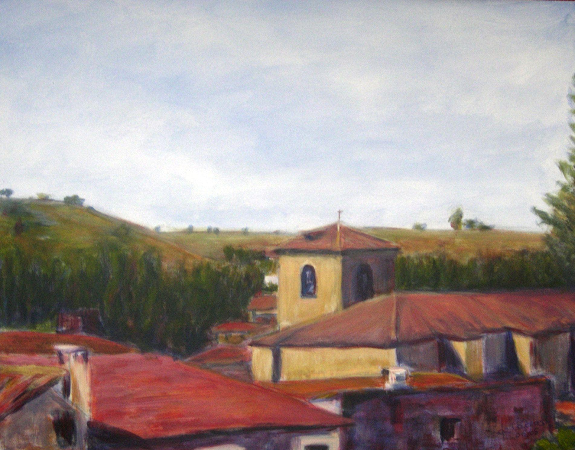 Tejados en Valtiendas - Segovia