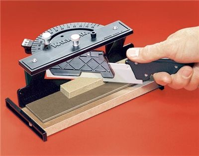 The Dobson Miter-Rite Helpful tools for making miniatures