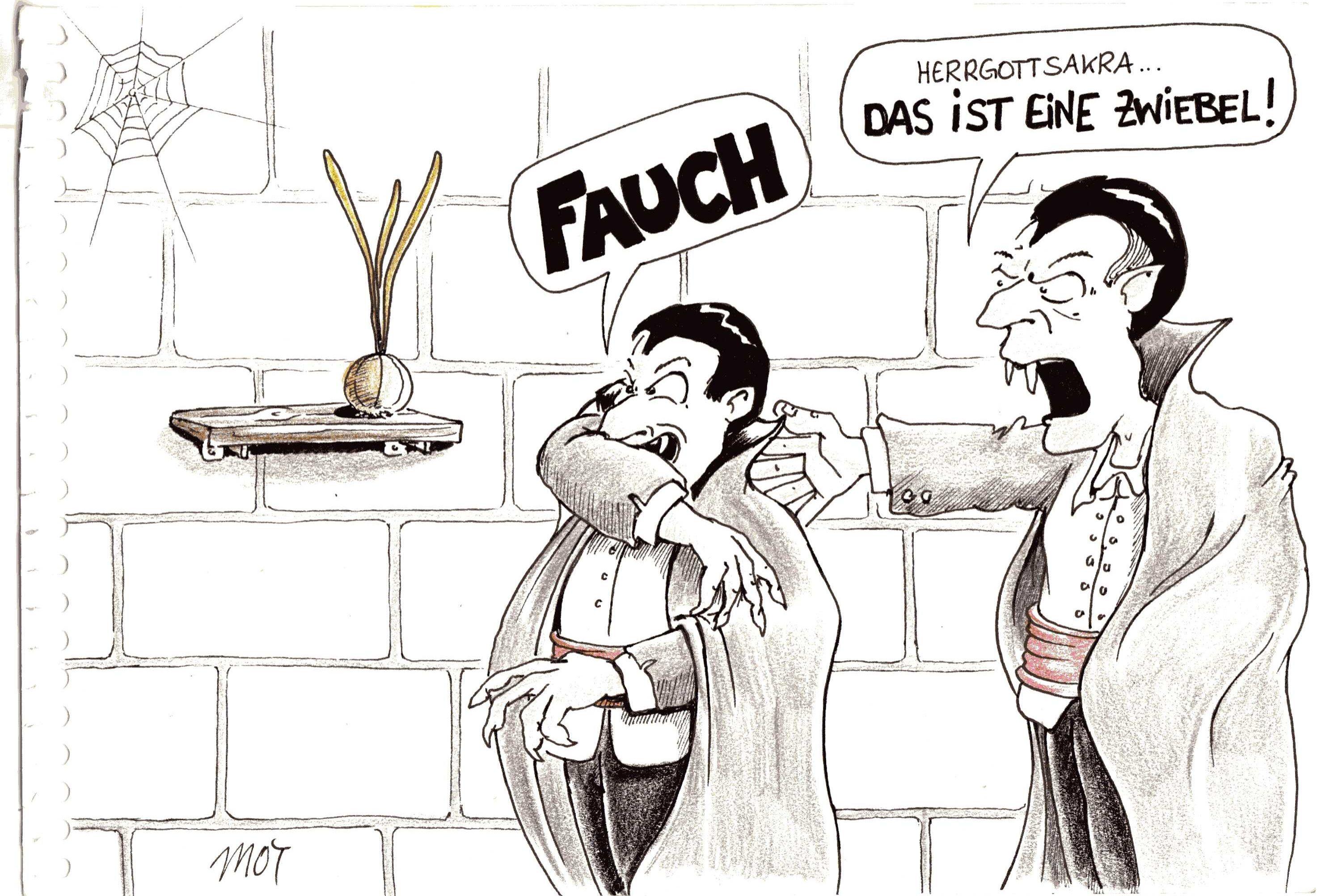 Die Schule hat begonnen....  #Vampir #Vampire #Dracula #Humor #Cartoon