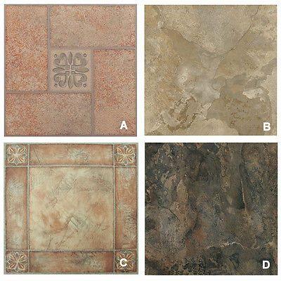 Laminate And Vinyl Flooring 85914 Marble Stone Self Adhesive Peel N