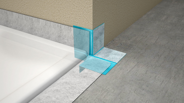 Mepa Erganzt Aquaproof Programm Mit 3d T Ecke Duschwanne Dusche Programm