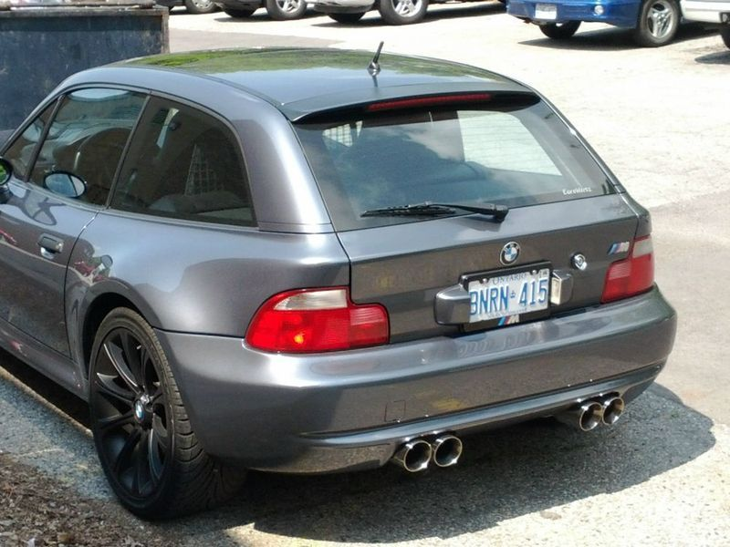 M Coupe Buyers Guide Sale Listings 2002 Bmw M Coupe Steel Gray