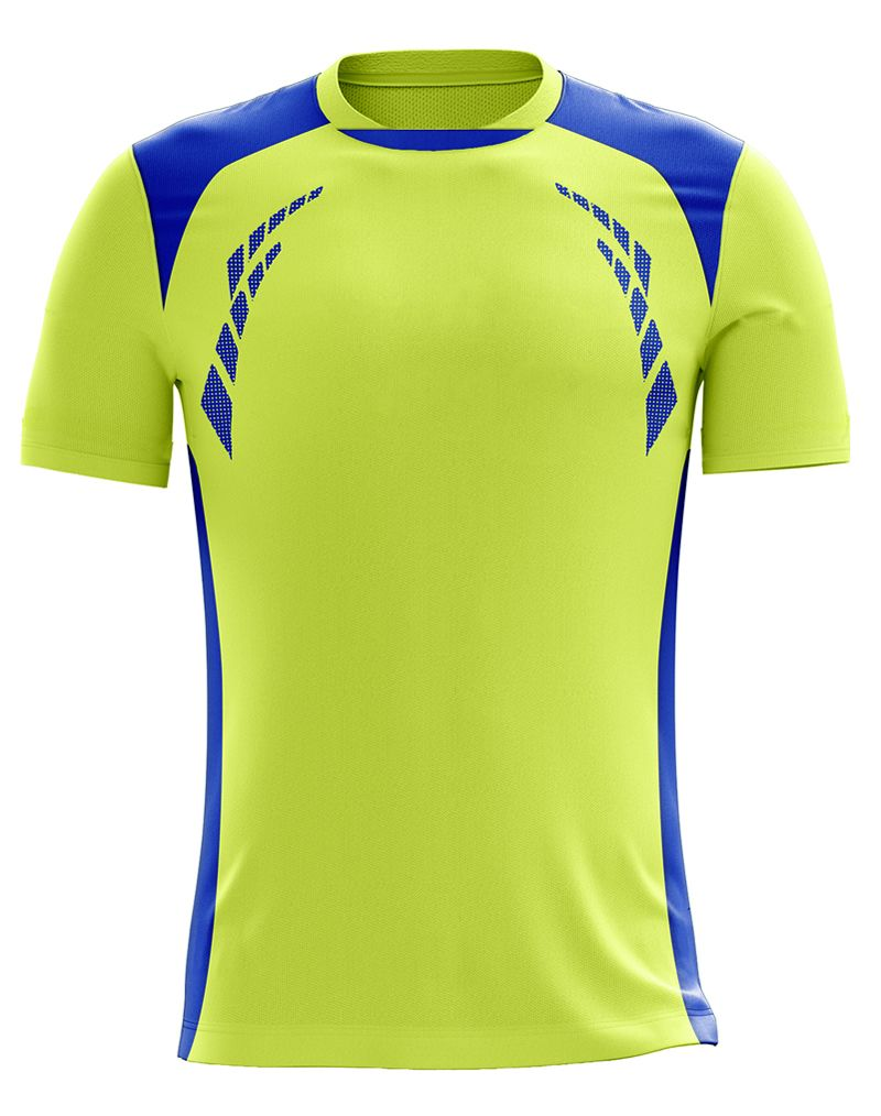 Fluorescent yellow Soccer Jersey Plain. Can be customized. Available in  Adult or Youth Check us out at www.dddsports.com 3e205ffa4
