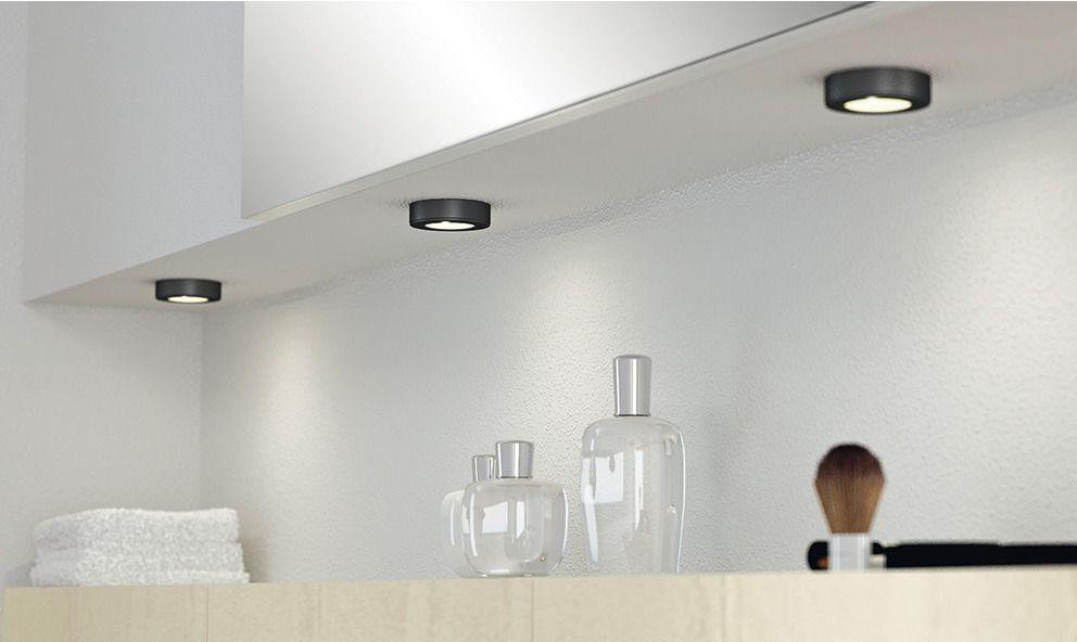 In Opbouwverlichting Hafele Loox Led 2020 Zink Aluminium Legering 12 V Rond In De Hafele Nederland Shop Plafondlamp Led Verlichting