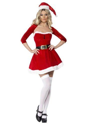 Sexy Santa Babe Costume - Sexy Santa Babe Costume Halloween Costumes Santa Costume