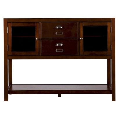 Console Table - Coffee, Target $279.99