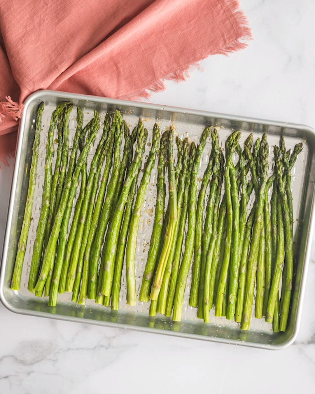 Easy Roasted Asparagus images