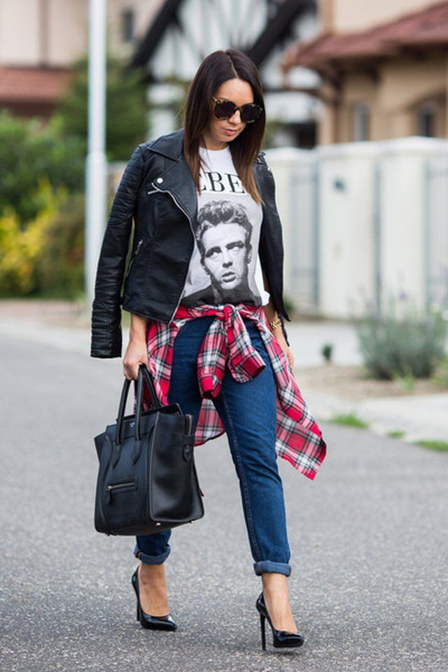576c9d7495a Pin by Ester on street style in 2019