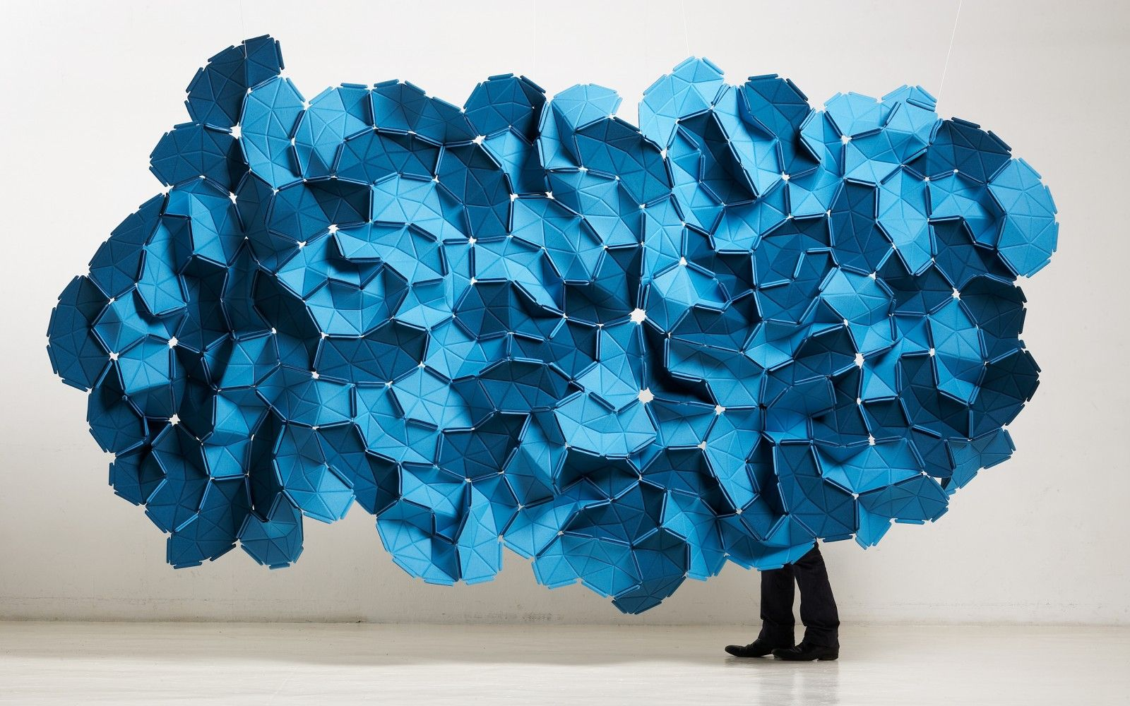 clouds by ronan and erwan bouroullec for kvadrat modular system