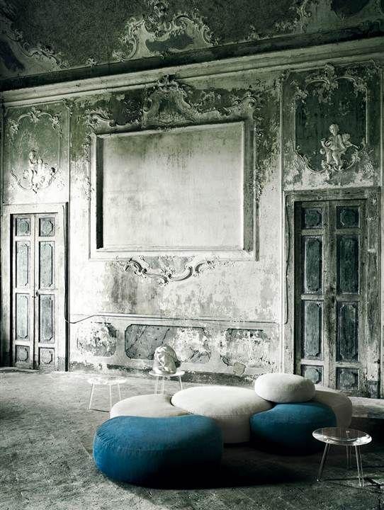1840 Interior Design: Living Divani