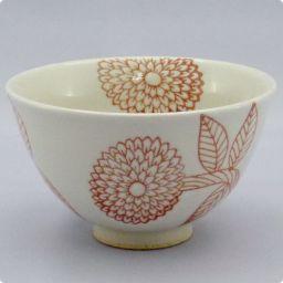飯碗 粉引ダリア 飯碗 茶 データ追加日 データ変更日 飯碗 茶 ポーセリン