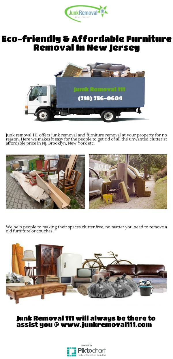 Eco Friendly U0026 Affordable Furniture Removal In New Jersey