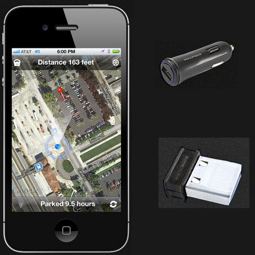 Find My Car Smarter for iPhone 30 Iphone bluetooth