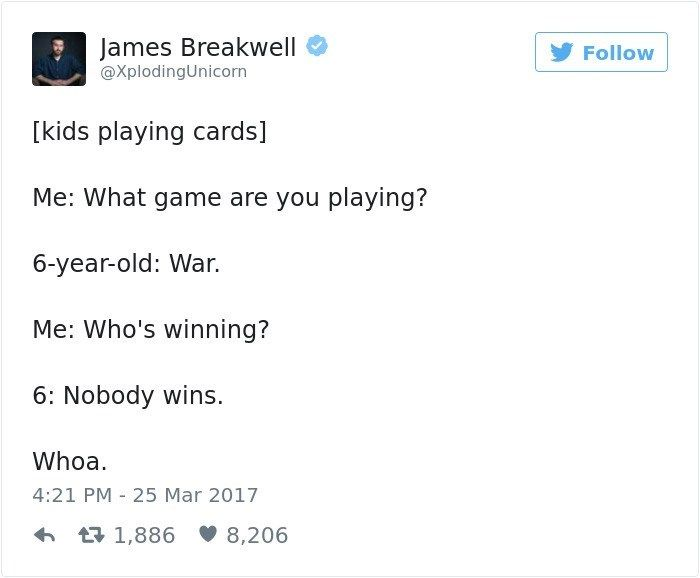 26 Times Twitter Comedian XplodingUnicorn's Parenting Humor Was on the Money