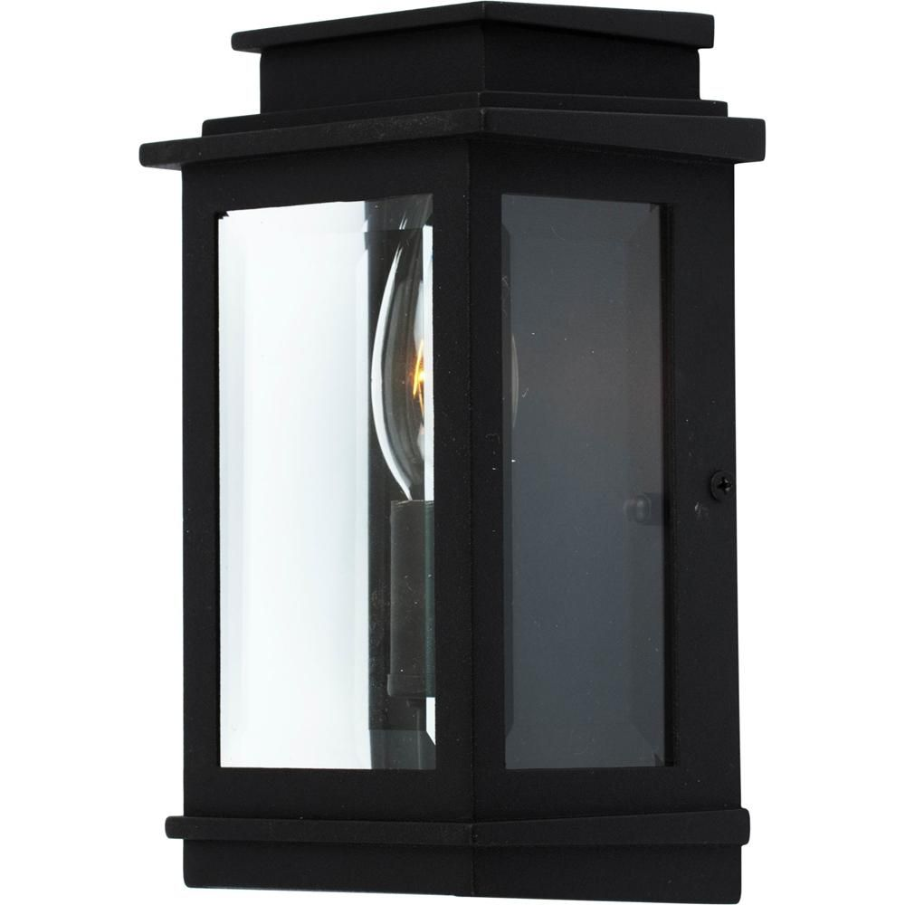 Fremont 1 Light Black Outdoor Wall Light  701KD | Gerrie Lighting Studio  sc 1 st  Pinterest & Fremont 1 Light Black Outdoor Wall Light : 701KD | Gerrie Lighting ... azcodes.com