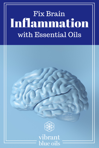 Fix Brain Inflammation with Essential Oils | YL OILS