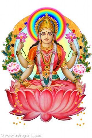 Lakshmi - thank you for my prosperity and abundance!