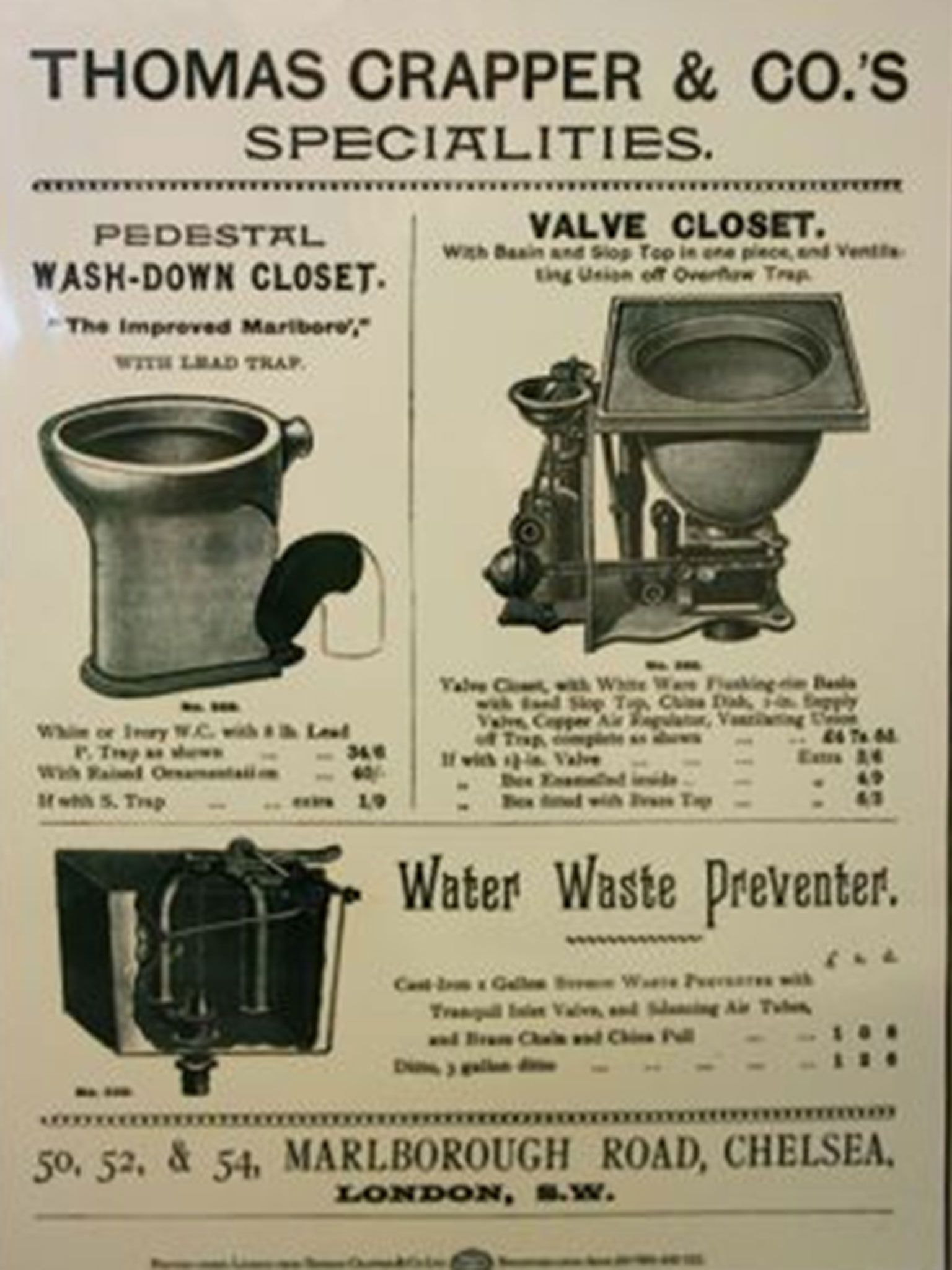 2013 marked the 150 years of plumber crapper s invention which would greatly enhance and